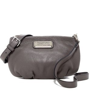 MARC Marc Jacobs Q Percy Crossbody Leather Bag